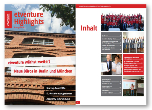 etventure Highlights Ausgabe 6