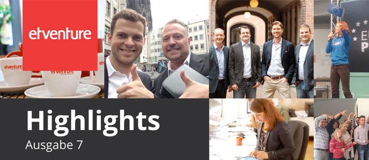 """etventure Publikation """"Highlights 7"""" erschienen"""