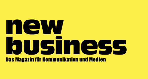 newbusiness - Magazin für Kommunikation und Medien