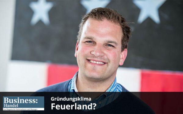 Philipp Depiereux - Business:Handel Feuerland