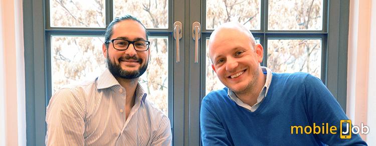 Die Unternehmensgruppe Müller Medien investiert einen sechsstelligen Betrag in den Mobile-Recruiting-Anbieter mobileJob.com