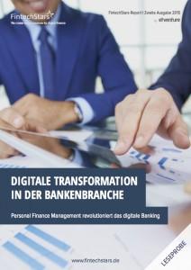 Titelblatt FintechStars_Digitale Transformation in der Bankenbranche_Nov15