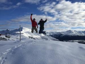 etventure Spaß im Schnee