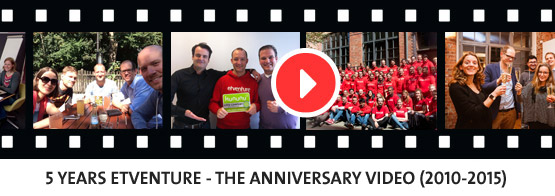 5 years etventure - the anniversary video