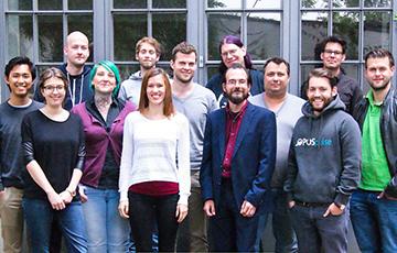 Team von POSpulse