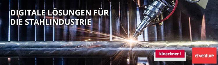 Digitalisierung der Stahlindustrie