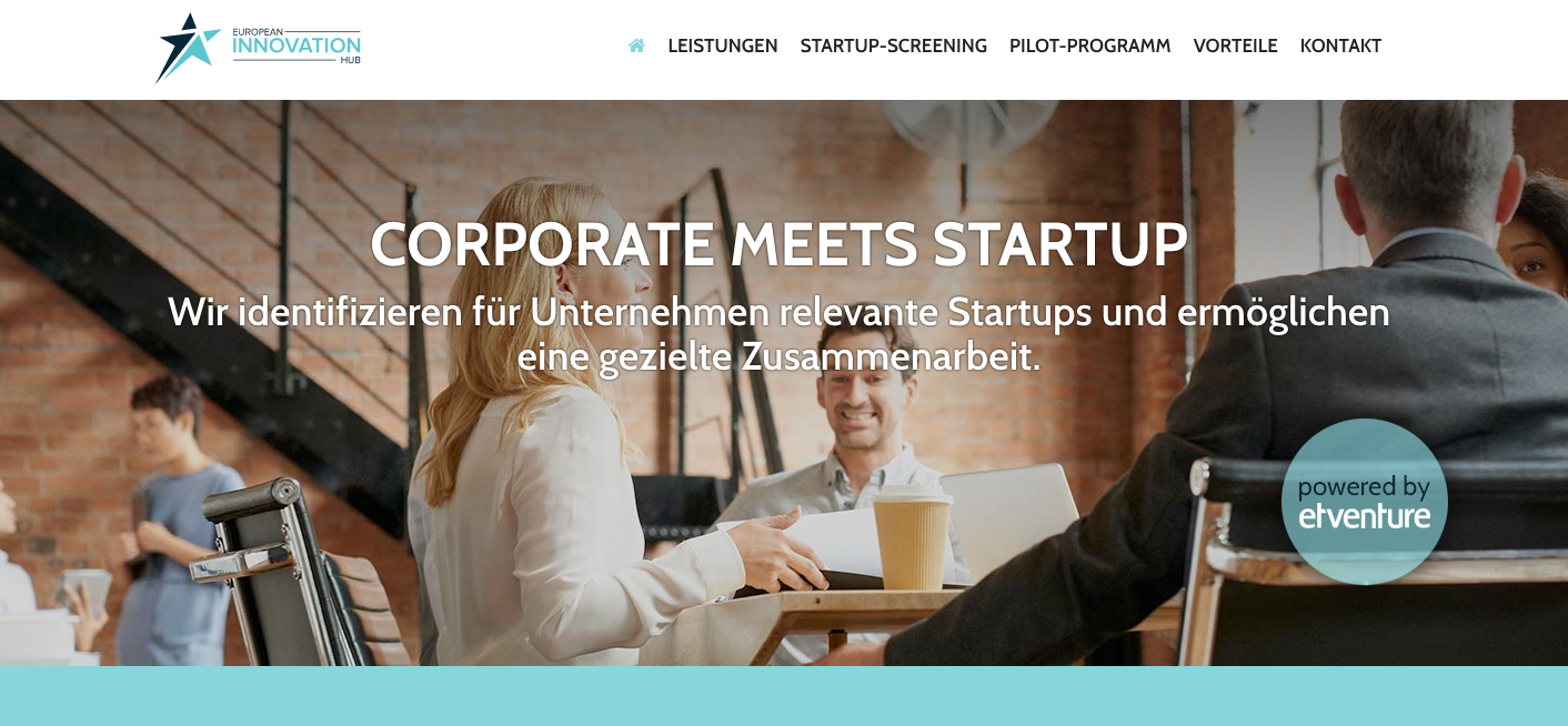 Website_Corporate meets Startup