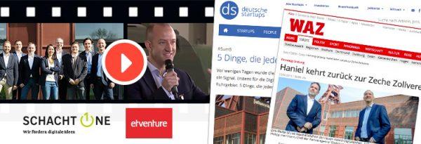 Video und Berichterstattung zu Schacht One