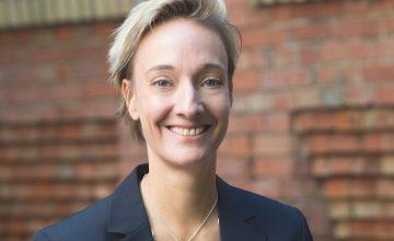 Yvonne Köster, Head of HR bei etventure