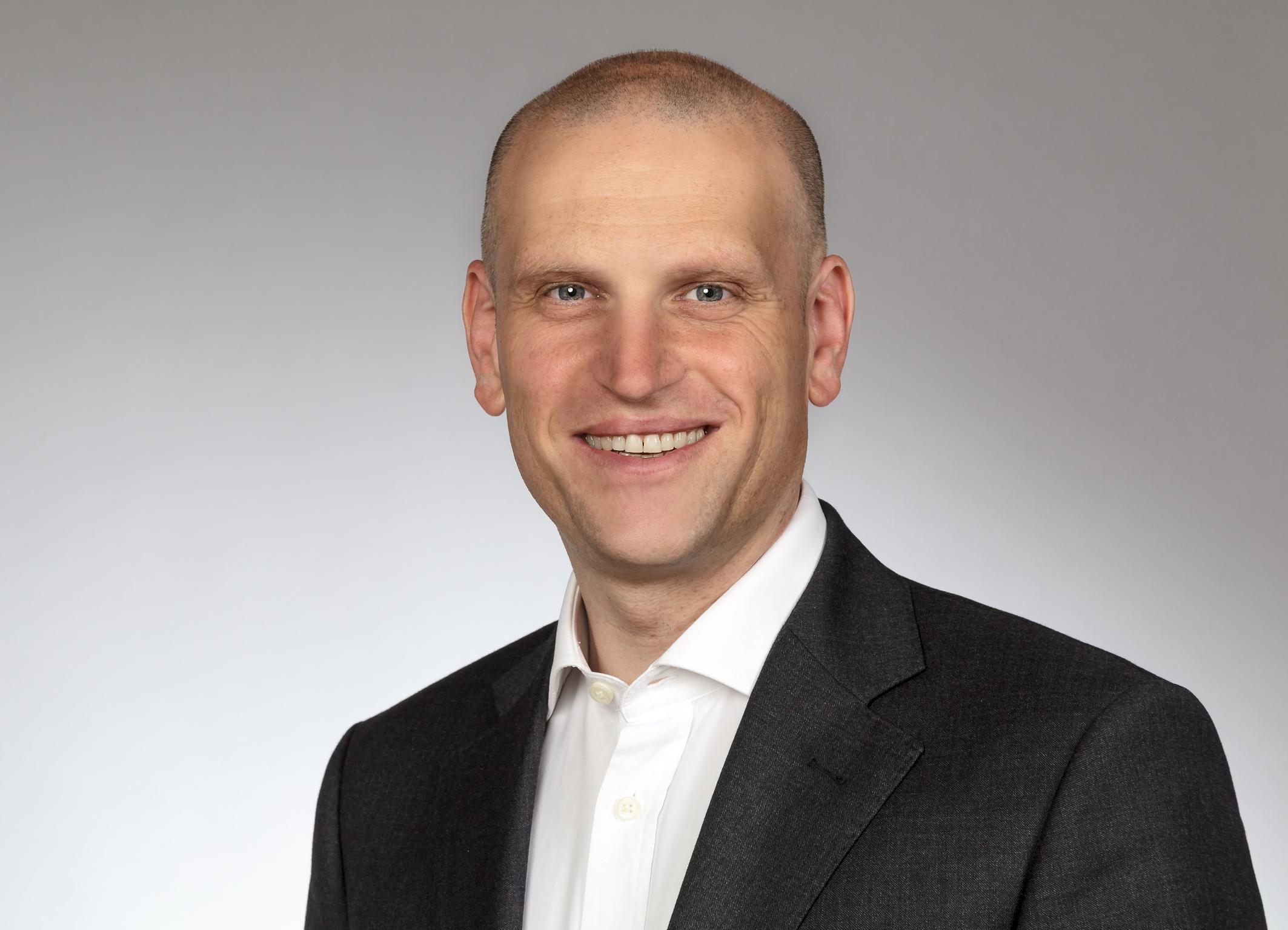 Mathias Weigert, Geschäftsführer der Unternehmer-Schmiede