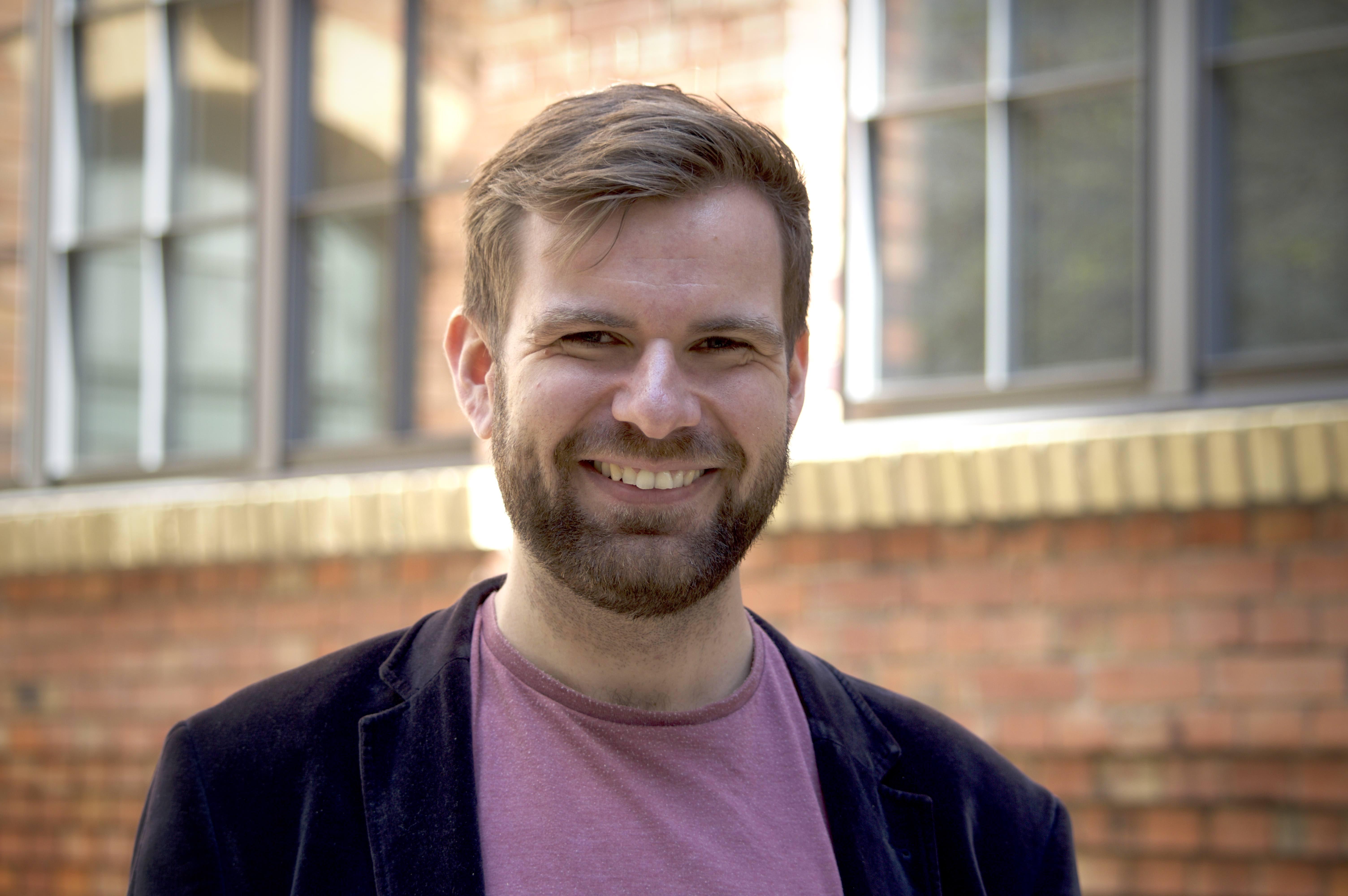 CampusScout-Gründer und Geschäftsführer Holger Jelich