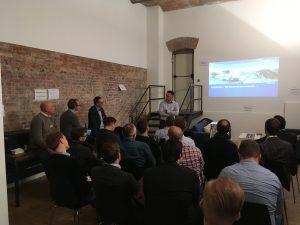 Corporate Digital-Unternehmer Meetup