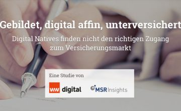 Insurance for Digital Natives'
