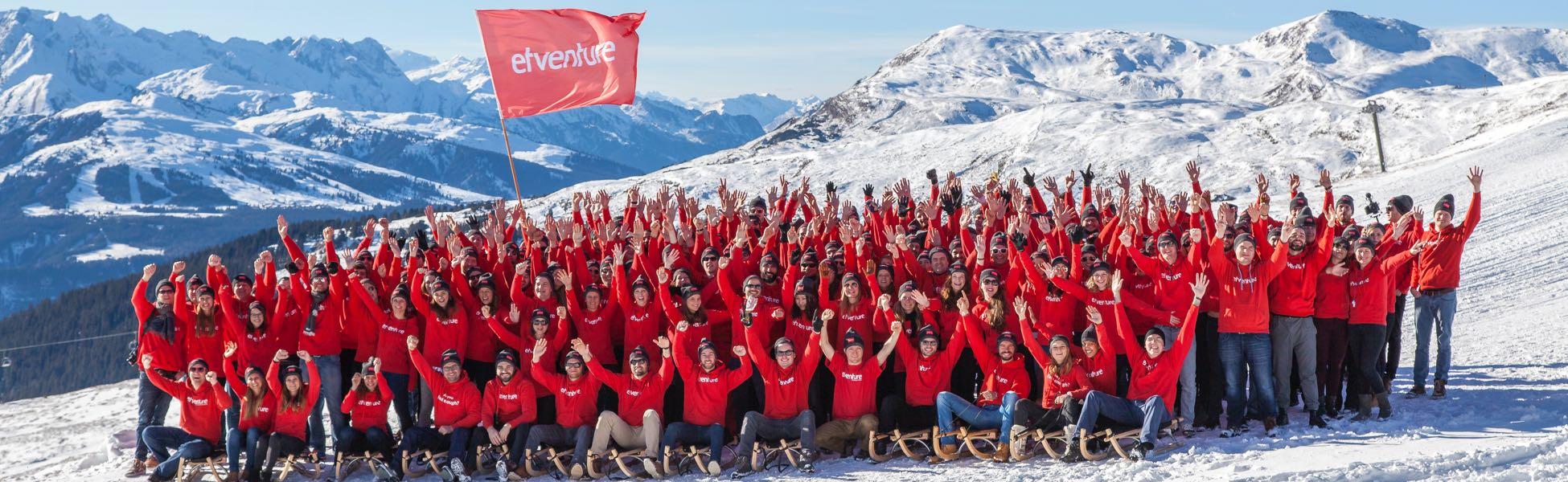 etventure Team - Winter 2016