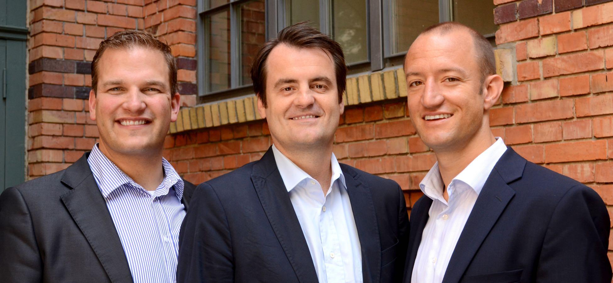 etventure Geschäftführer - Philipp Depiereux, Christian Lüdtke, Philipp Herrmann