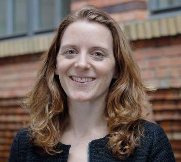 Laura Kohler, Geschäftsführerin, etventure Startup Hub