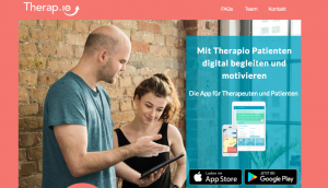 Therapio Website