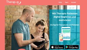 Therapio Website