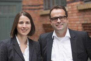 Carolin Köhler und Nils-Christoph Ebsen