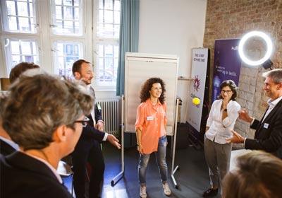 etventure Learning Hub - Workshop Impressionen