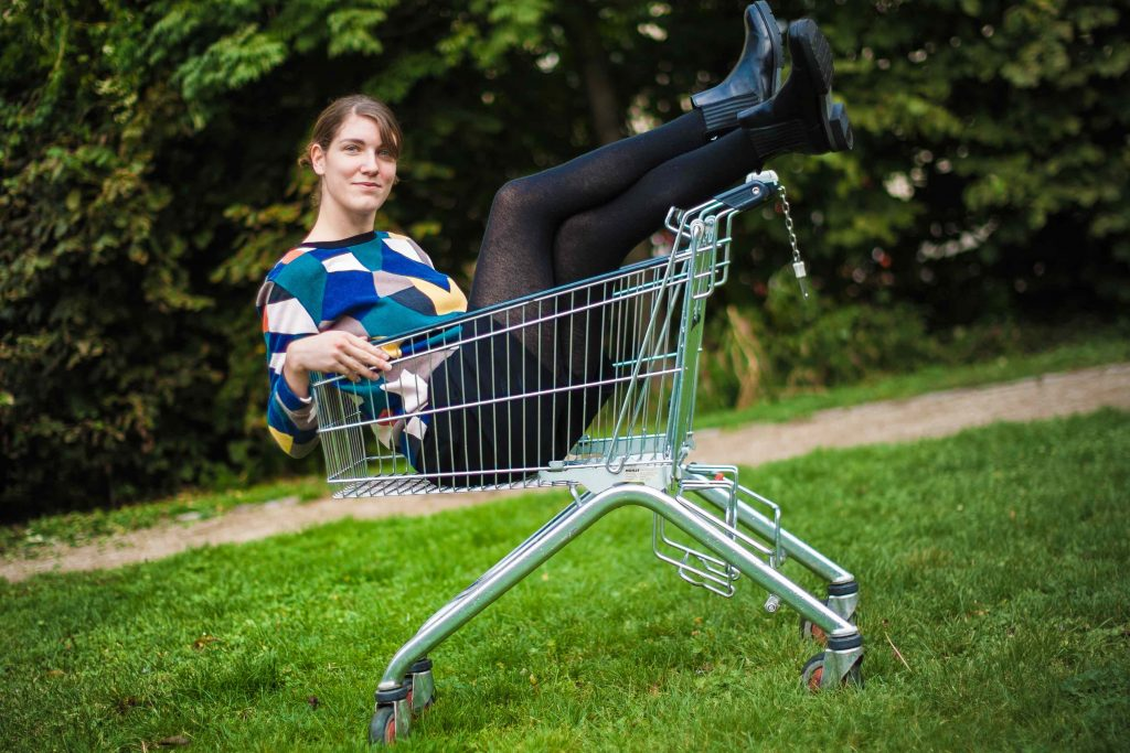 Vanessa Wälzer, Designerin bei etventure