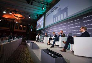 Panel-Diskussion beim SZ-Wirtschaftsgipfel
