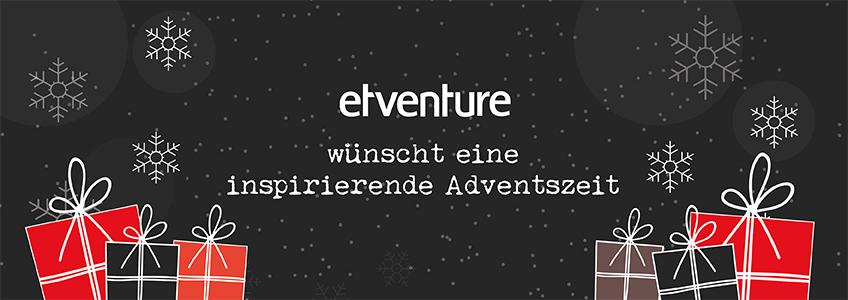 Der etventure Adventskalender
