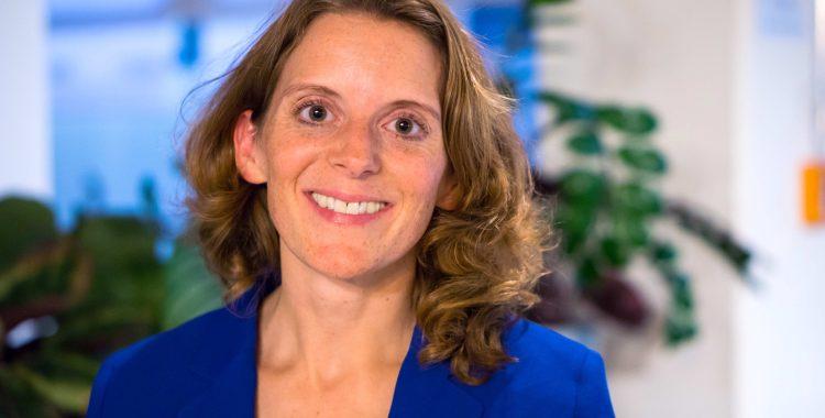 Laura Kohler, Geschäftsführerin etventure Startup Hub