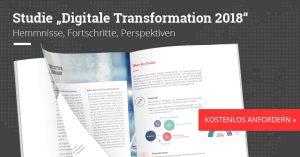 Digitale Transformation 2018 - Hemmnisse, Fortschritte, Perspektiven
