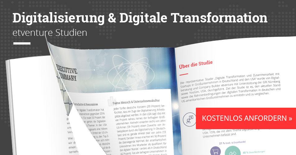 Digitalisierungs-Studien & Digitale-Transformations-Studien
