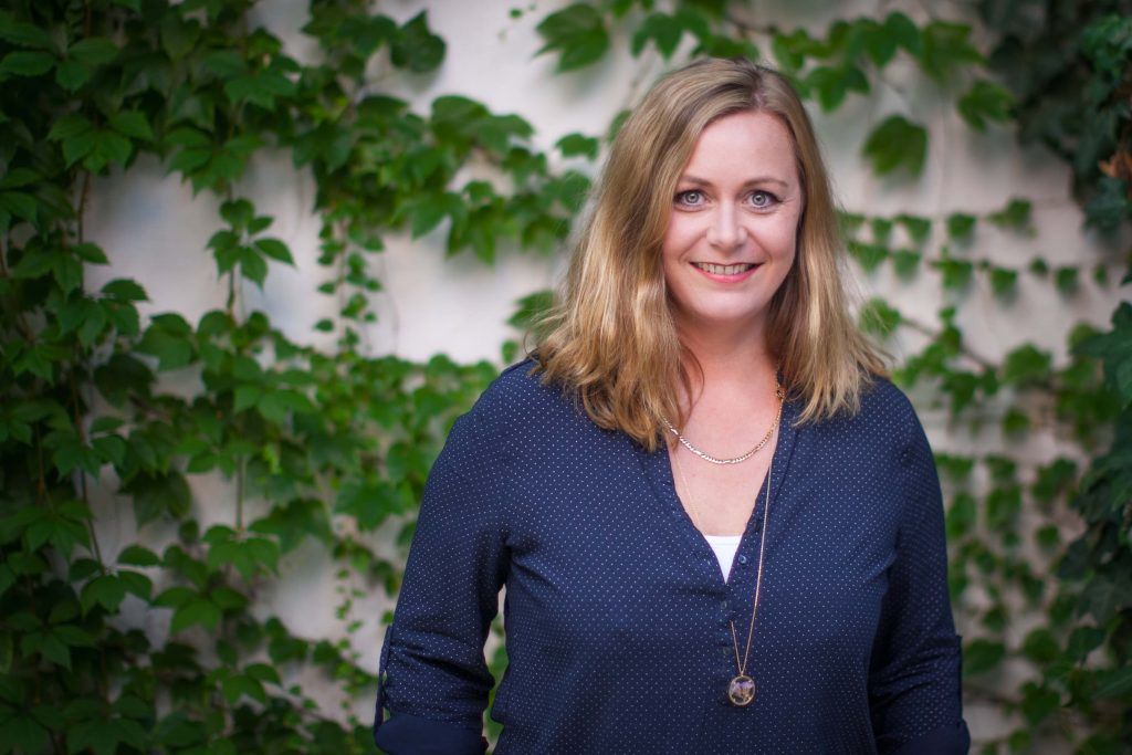 Katja Born, Executive Assistant bei etventure