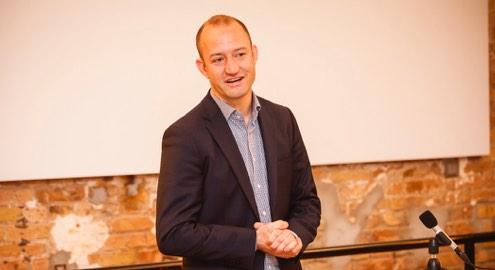 Philipp Herrmann: Keynote Speaker Digitalisierung