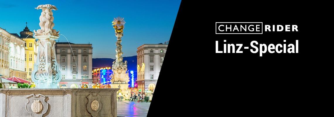changerider in Linz