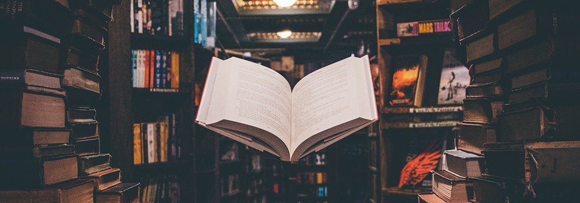 Buch Bibliothek