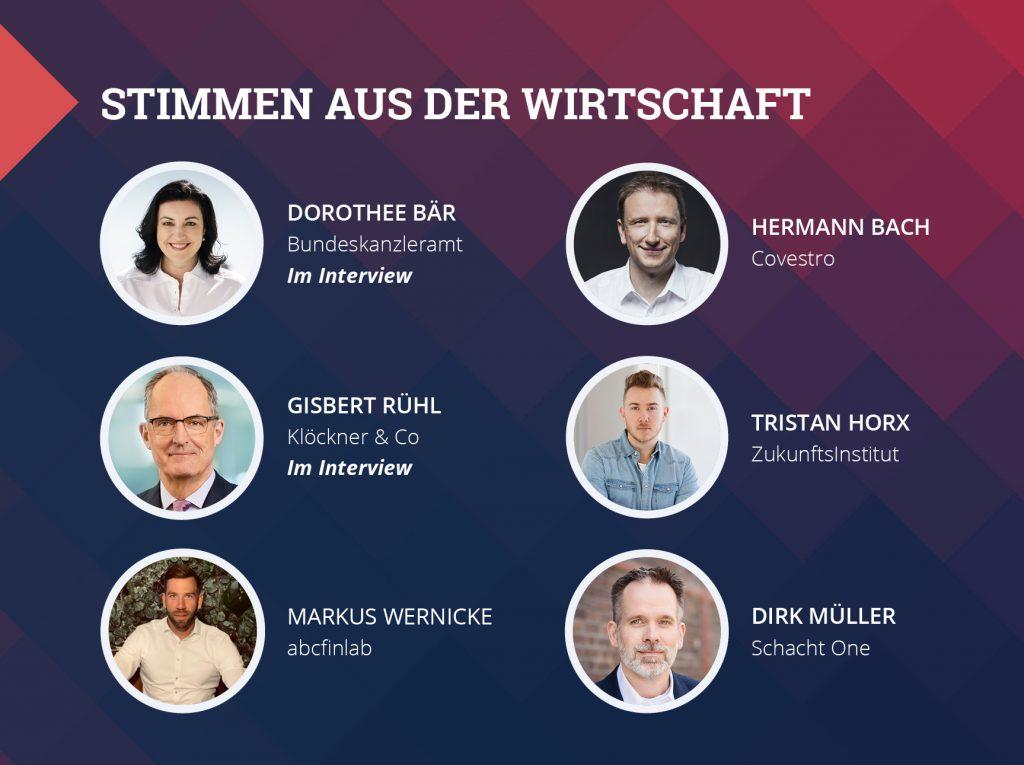 Stimmen - Studie 2019 : Die Zukunftsfähigkeit der deutschen Unternehmen