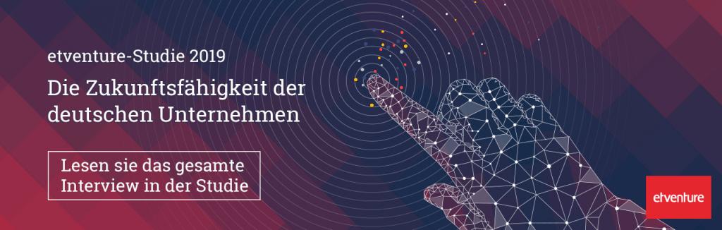 etventure Studie 2019 - Interview: Gisbert Rühl