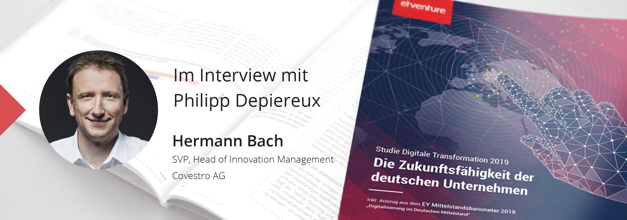 Hermann Bach Interview - Blog: Studie 2019