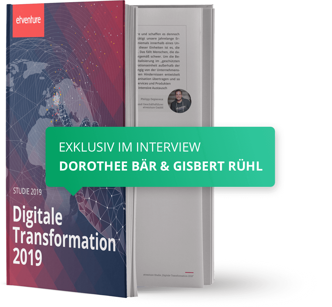 Digitale Transformation / Digitalisierung 2019 - Studie