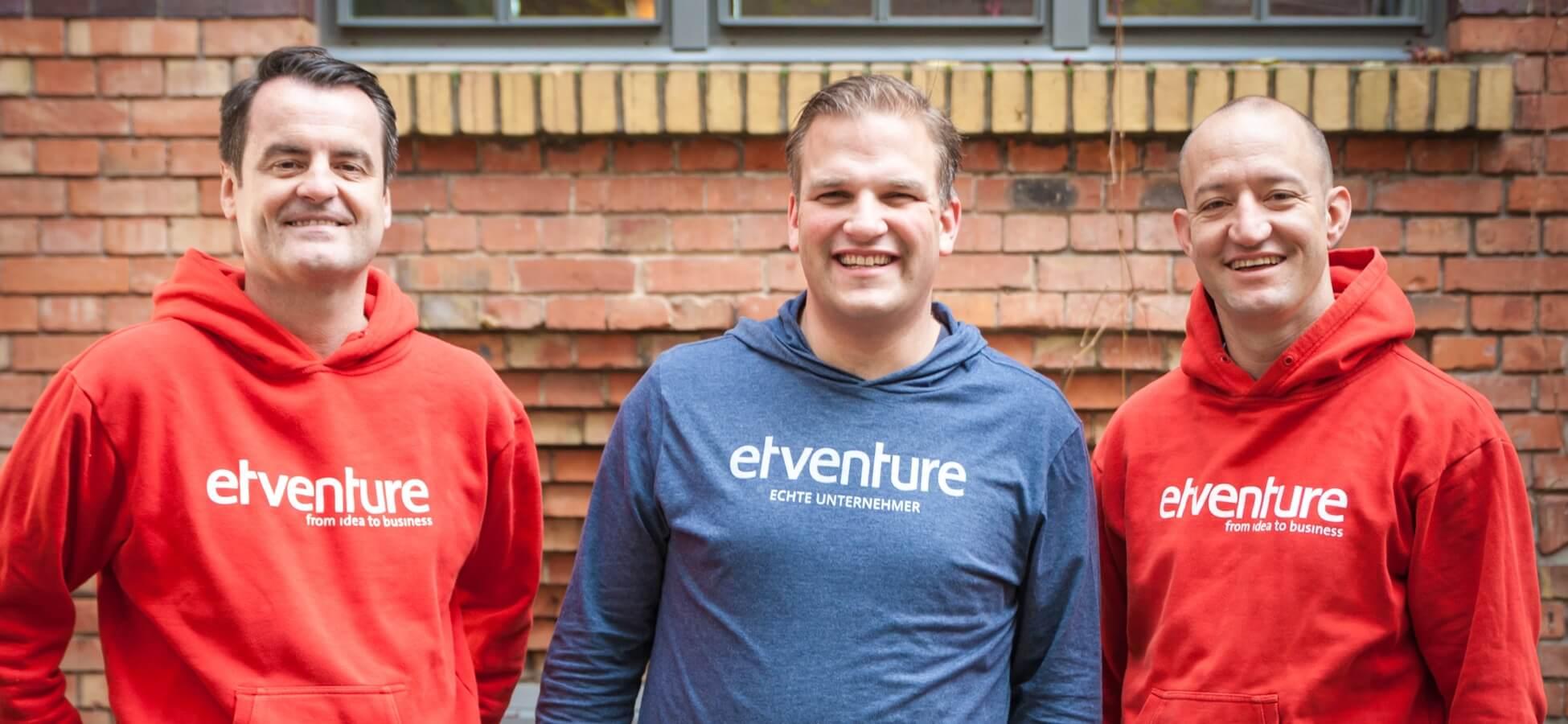 etventure Gründer