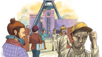 Vom Kohlenpott zum coolen Pott - Aus Zechen werden Start-up-Schmieden - wie das Revier versucht, sich neu zu erfinden