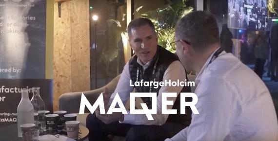 """Weltmarktführer für Baustoffe LafargeHolcim steigert Effizienz & Produktivität mit """"Connected Factory"""""""