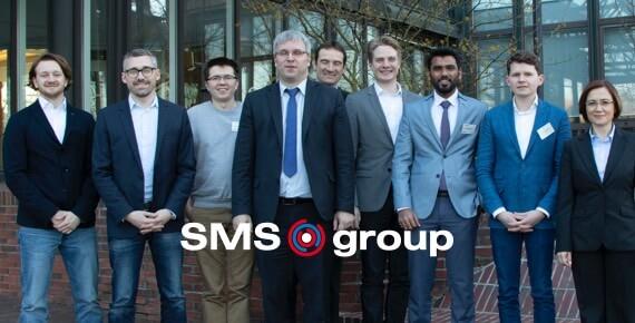 Dank Predictive Analytics senkt der Maschinen- und Anlagenbauer SMS group Produktionskosten und CO2-Ausstoß