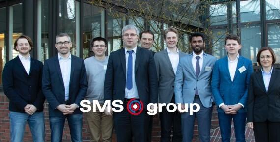 Die Digitaleinheit der SMS group erzielte nach nur einem Jahr neue Umsätze und ein Kosteneinsparungspotenzial von mehr als 1 Mio. €