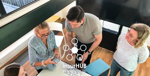 Fünf namhafte, konkurrierende Versicherungsunternehmen schufen Geschäftsmodellinnovationen in Co-Creation