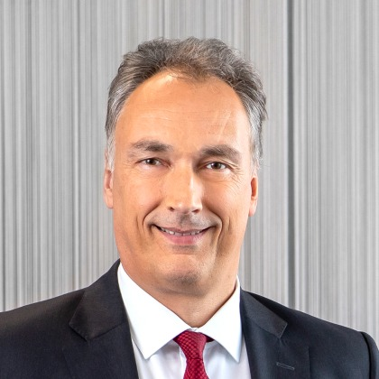 Burkhard Dahmen, SMS group GmbH - CEO